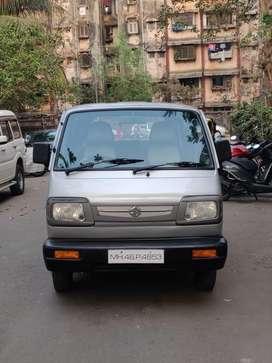 Maruti Suzuki Omni 8 Seater BSII, 2012, CNG & Hybrids