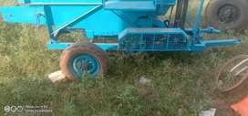 ragi cleaning machine to all tractors