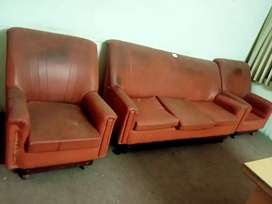 Sofa, chairs... Tables