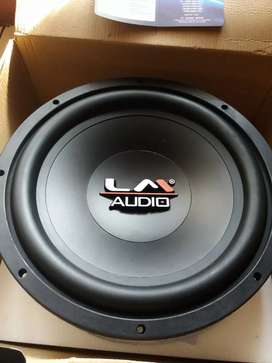 Subwoofer lm audio 12inch