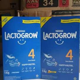 Lactogrow 4 - Madu 1Kg (1000g)