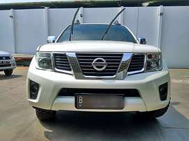 Nissan Navara Double Cabin 4X4 2013 putih GOOD CONDITION