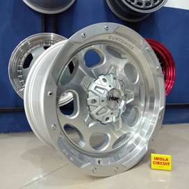 ready stock velg racing hsr ring 20 pnp pajero gresik