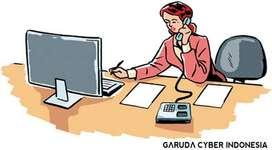 Admin Kantor & Marketing Support - Kantor di Alam Sutera, Tangsel