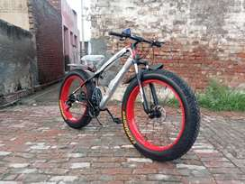 Like New Bicycle Urgent Sale Rs:- 12000