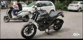 Yamaha fzs 2021 model
