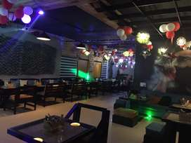 Running restaurant and bar