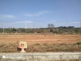 BMRDA plots near Fire files Ashram in Kagglipura Kanakapura road