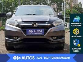 [OLX Autos] Honda HRV 1.5 E A/T 2016 Abu-abu MRY