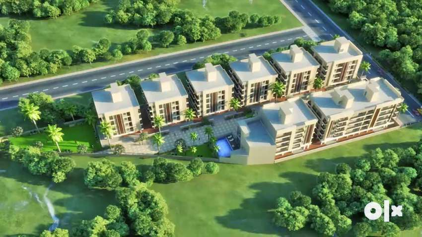 2/3BHK Luxury Apartments By Chordia Group 0