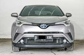 Toyota CHR Hybrid AT 2019 Low Kilometer 14 Ribu