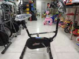 Body gym cardio bicycle for exercise in indoor