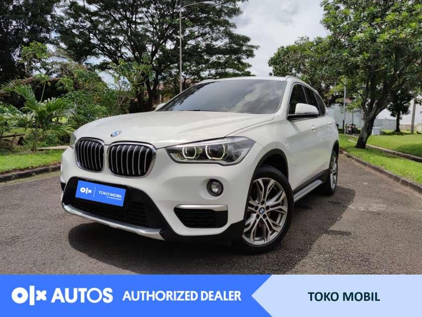 [OLXAutos] BMW X1 2016 1.5 Bensin A/T Putih #Toko Mobil