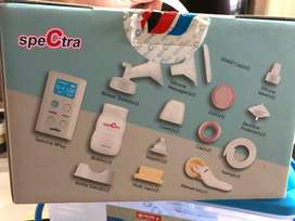 Jual SPECTRA 9 plus electric breast pump pompa asi