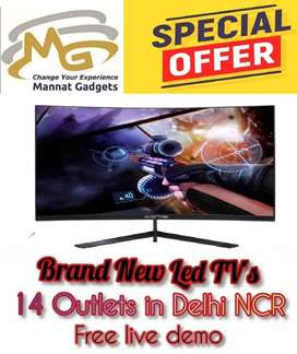 32 inch simple LED TV { Buy any Led tv _ Get upto 25 % OFF } Call now
