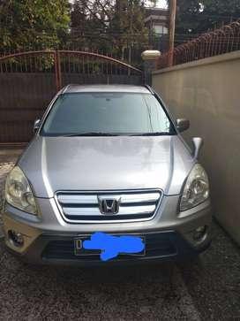 DIJUAL Honda CR-V Th 2005 i-VTEC 2.0 automatic