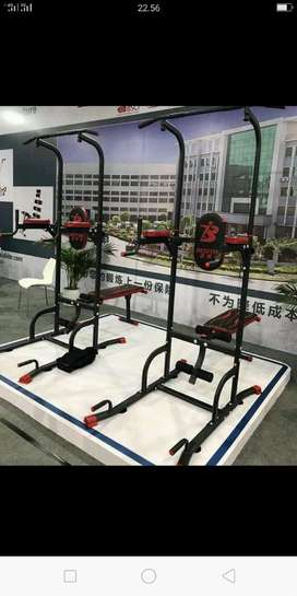 Alat fitnes pull up stand