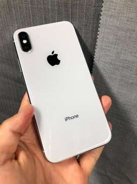 Apple iphone x white jv pta approved