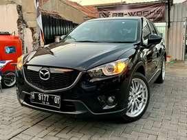 Mazda CX5 Skyactive 2013 KM60rb Istimewa