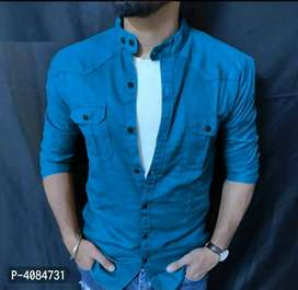 Men's Slim Fit Casual Shirts