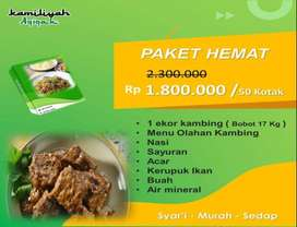 Promo Paket aqiqah murah dan lengkap