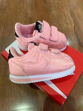 Sepatu Nike Cortez Pink Preloved