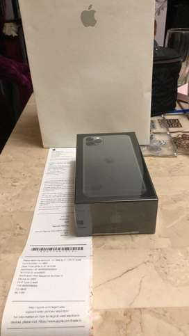 Iphone 11 pro Max from America with recipt