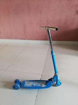 Scooter 3 wheeler