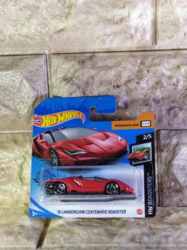 Hot Wheels 16 Lamborghini Centenario Roadster Redr HotWheels