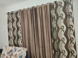 Curtains 5 piece