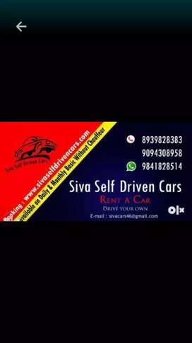 Self drive car in Chennai