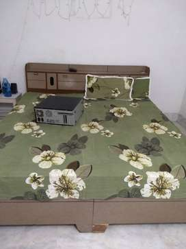 Double box Bed