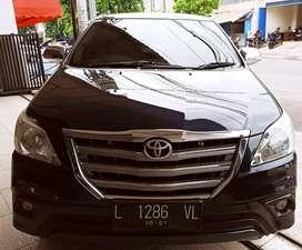 Toyota Innova G diesel matic Luxury (istimewa)