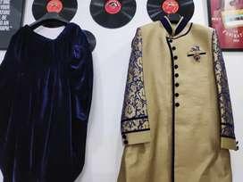 Branded Indo western Sherwani