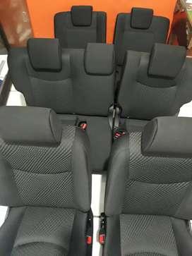 Jok Mobil Full Set Toyota Rush 2018/2019 Copotan Original - Otosafe