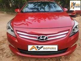 Hyundai Verna Fluidic 1.6 VTVT SX Opt, 2015, Petrol