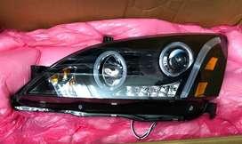 Honda Accord type 2 led projector headlights