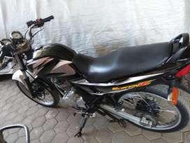 Yamaha Scorpio Z 2009 plat medan lengkap