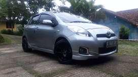 Toyota Yaris E Mt Tahun 2012
