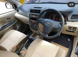 Toyota NEW AVANZA 1.3 G MANUAL 2012 HITAM