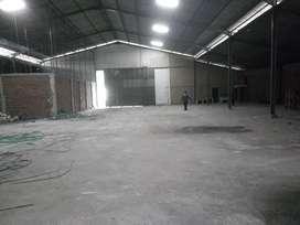 Disewakan gudang tepi jln pantura Semarang Barat dkt Kawasan Industri