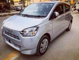DAIHATSHU MIRA ,, AUTOMATIC 2017 .. ON EASY INSTALLMENT .