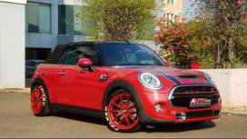 Rare Item Mini Cooper 2.0S Cabriolet 2017 Km 6Rb full modifi nik 2016