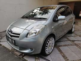 Toyota Yaris AT 2008 Tangan Pertama Istimewa