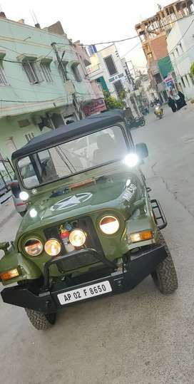 Mahindra Jeep-540 2000 Diesel Well Maintained, modified