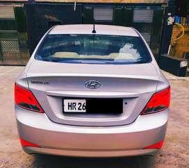 Hyundai Verna Fluidic 1.4 CRDi, 2016, Diesel