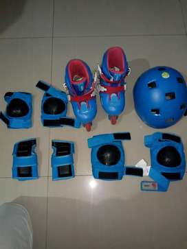 full set Sketting shoes