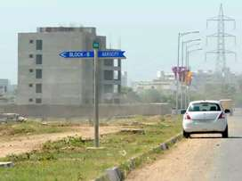 We have all typs of flat or plot are avilable here in your prime locti