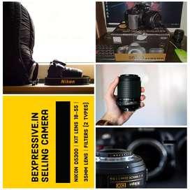 DSLR Nikon D5300 Camera + Kit Lens - Gurgaon Delhi NCR Best Deal
