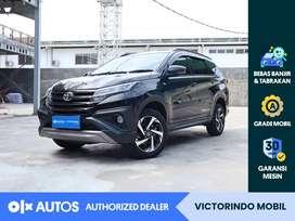 Toyota Rush 2019 1.5 TRD Sportivo A/T Bensin #Victorindo